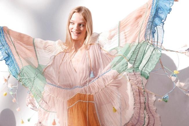 Paris Woman Fashion Week Spring/Summer 2016 Chloè show